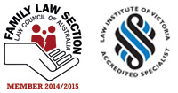Family law accreditations